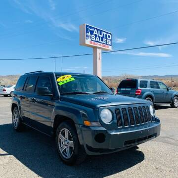 2008 Jeep Patriot for sale at Capital Auto Sales in Carson City NV