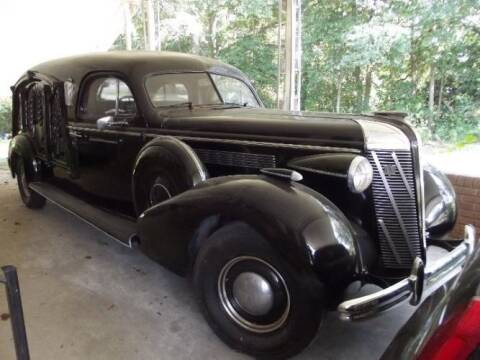 1937 Buick Byzantine for sale at Classic Car Deals in Cadillac MI