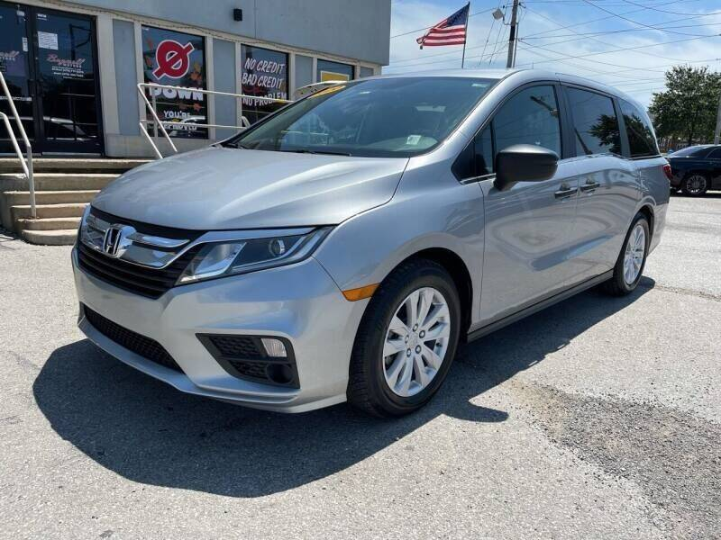 2020 Honda Odyssey for sale at Bagwell Motors in Lowell AR