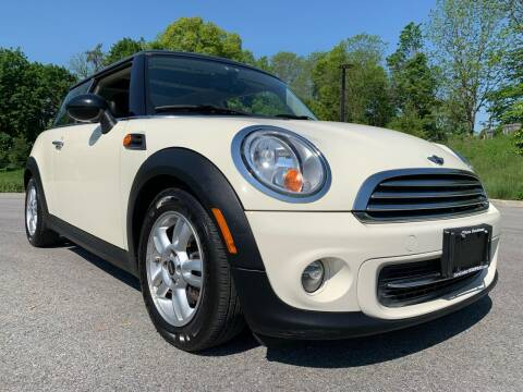 2012 MINI Cooper Hardtop for sale at Auto Warehouse in Poughkeepsie NY