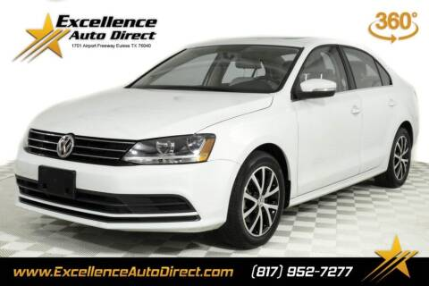 2017 Volkswagen Jetta for sale at Excellence Auto Direct in Euless TX