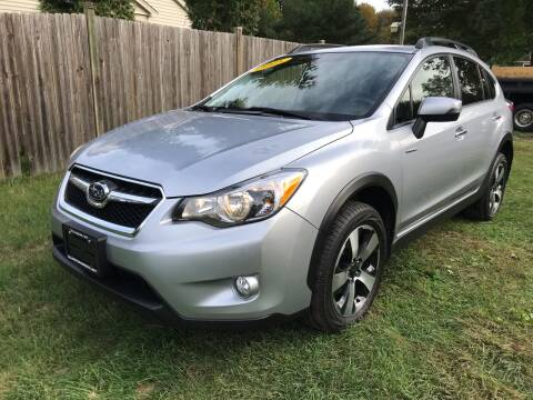 2015 Subaru XV Crosstrek for sale at ALL Motor Cars LTD in Tillson NY