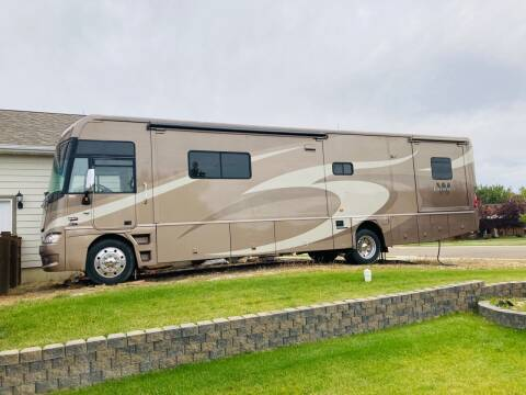 2008 Workhorse W24 for sale at American Garage in Chinook MT