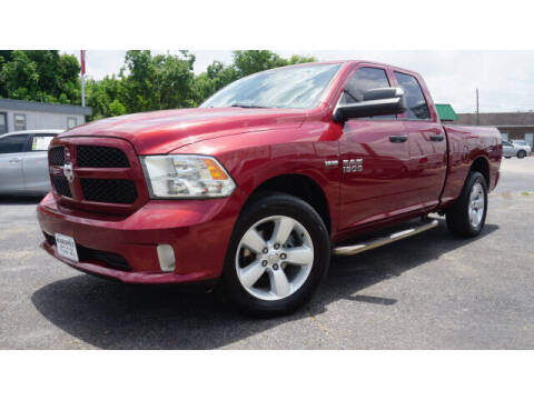 2014 RAM Ram Pickup 1500 for sale at Maroney Auto Sales in Humble TX