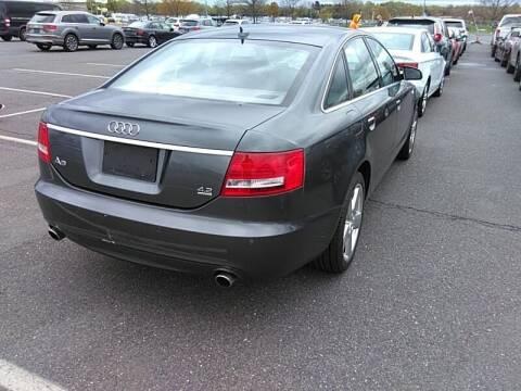 2008 Audi A6 for sale at Cj king of car loans/JJ's Best Auto Sales in Troy MI