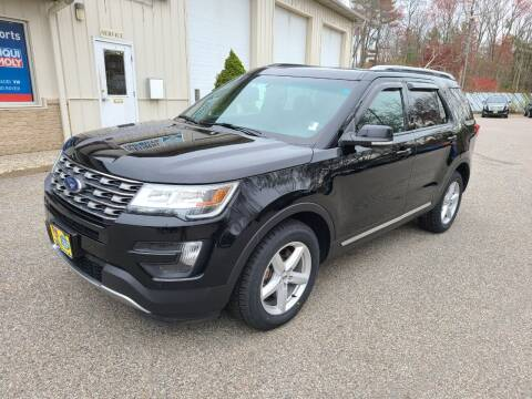 2016 Ford Explorer for sale at Medway Imports in Medway MA
