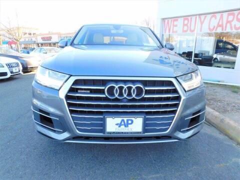 2017 Audi Q7 for sale at AP Fairfax in Fairfax VA