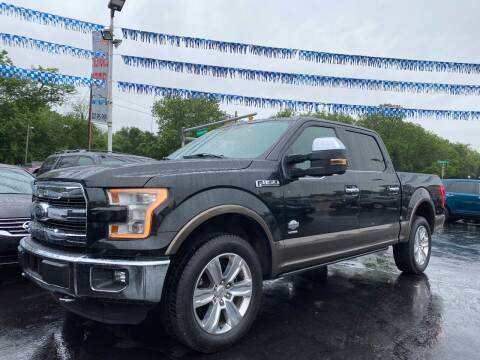 2015 Ford F-150 for sale at WOLF'S ELITE AUTOS in Wilmington DE