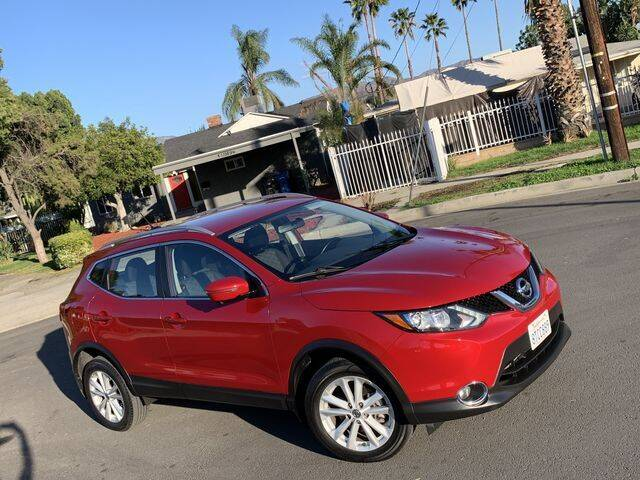 2017 Nissan Rogue Sport for sale at Hunter's Auto Inc in North Hollywood CA