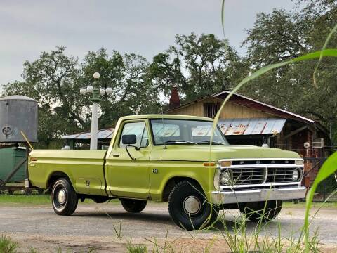 1975 Ford F-100 for sale at OVE Car Trader Corp in Tampa FL