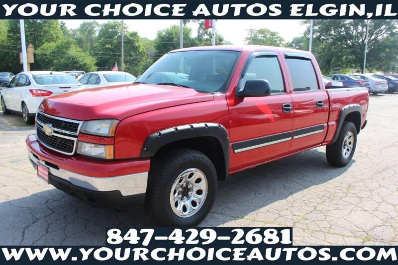 2006 Chevrolet Silverado 1500 for sale at Your Choice Autos - Elgin in Elgin IL