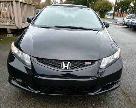 2012 Honda Civic for sale at Life Auto Sales in Tacoma WA
