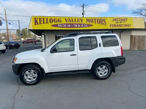 2007 Nissan Xterra for sale at Kellogg Valley Motors in Gravel Ridge AR