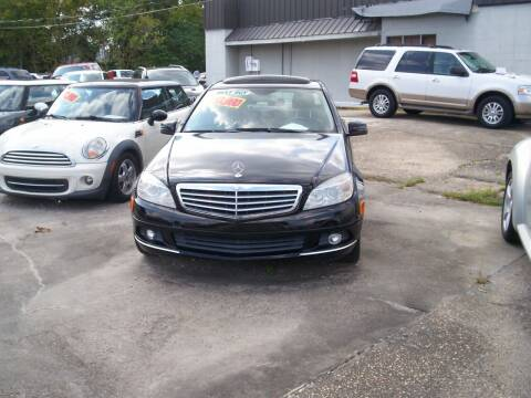 2010 Mercedes-Benz C-Class for sale at Louisiana Imports in Baton Rouge LA