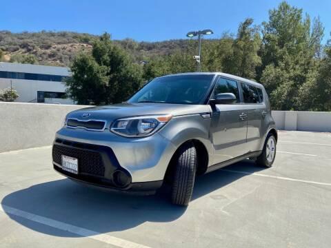 2016 Kia Soul for sale at Allen Motors, Inc. in Thousand Oaks CA