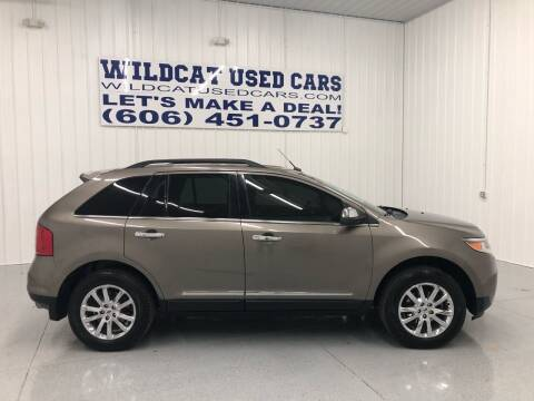 2014 Ford Edge for sale at Wildcat Used Cars in Somerset KY