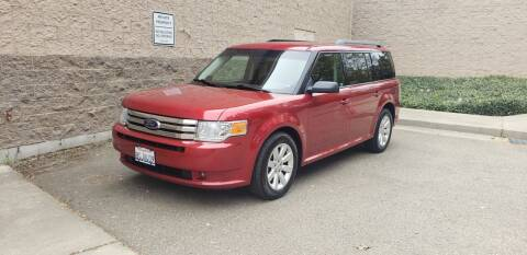 2009 Ford Flex for sale at SafeMaxx Auto Sales in Placerville CA