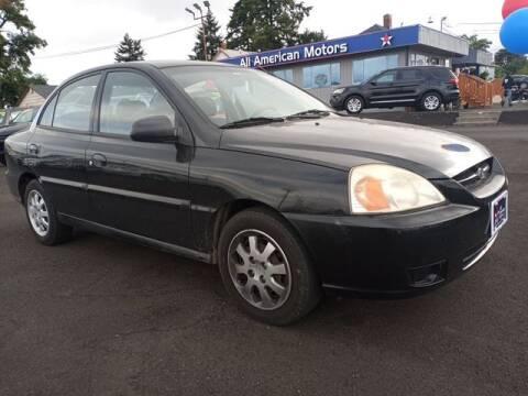 2004 Kia Rio for sale at All American Motors in Tacoma WA