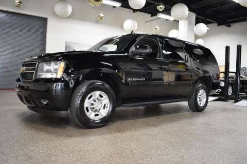 2013 Chevrolet Suburban for sale at DONE DEAL MOTORS in Canton MA