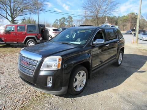 2011 GMC Terrain for sale at Dallas Auto Mart in Dallas GA