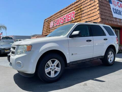 2009 Ford Escape Hybrid for sale at CARSTER in Huntington Beach CA