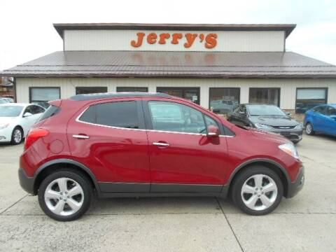 2015 Buick Encore for sale at Jerry's Auto Mart in Uhrichsville OH