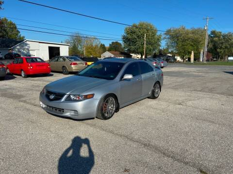 2005 Acura TSX for sale at US5 Auto Sales in Shippensburg PA