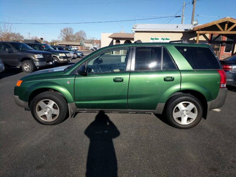 2004 Saturn Vue for sale at Creekside Auto Sales in Pocatello ID