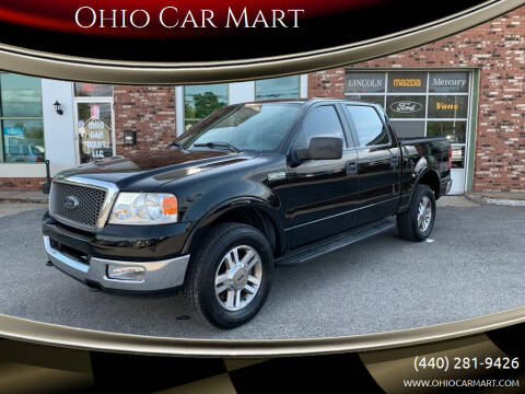 2005 Ford F-150 for sale at Ohio Car Mart in Elyria OH