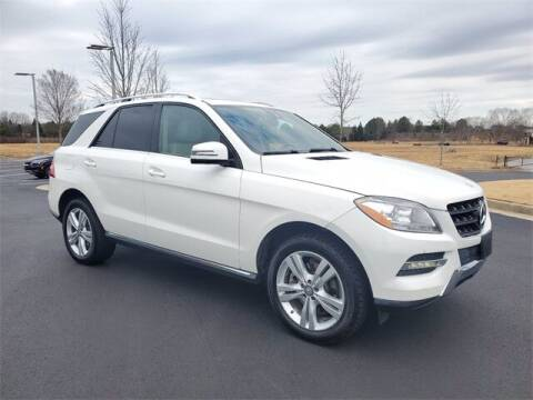2015 Mercedes-Benz M-Class for sale at Southern Auto Solutions - Lou Sobh Kia in Marietta GA