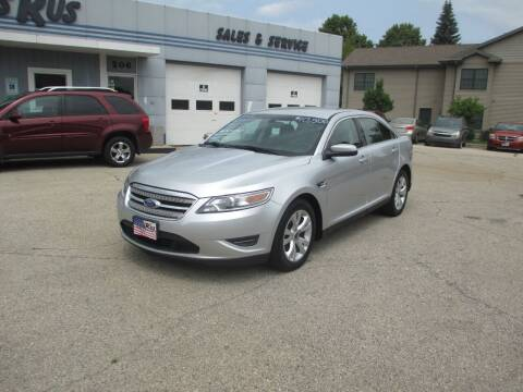 2012 Ford Taurus for sale at Cars R Us Sales & Service llc in Fond Du Lac WI