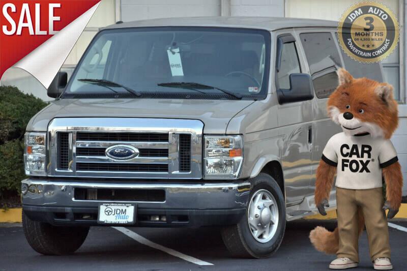 2010 Ford E-Series Cargo for sale at JDM Auto in Fredericksburg VA