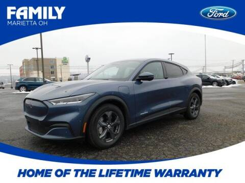 2021 Ford Mustang Mach-E for sale at Pioneer Family preowned autos in Williamstown WV