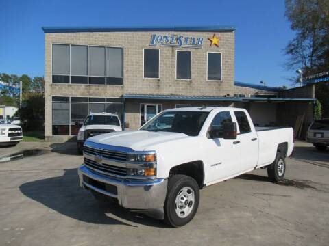 2017 Chevrolet Silverado 2500HD for sale at Lone Star Auto Center in Spring TX