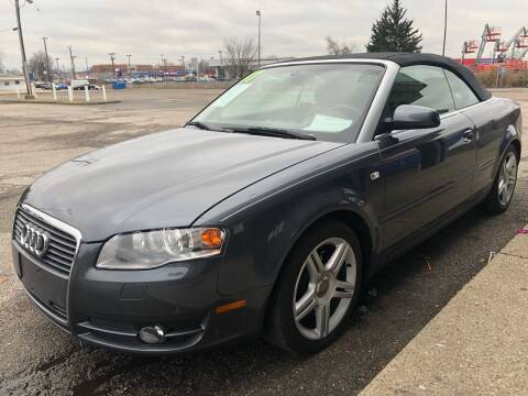 2007 Audi A4 for sale at 5 STAR MOTORS 1 & 2 - 5 STAR MOTORS in Louisville KY