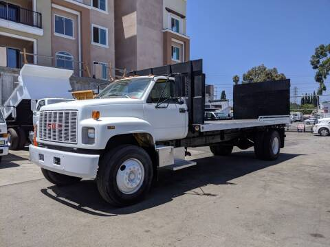 1993 GMC TOPKICK for sale at Vehicle Center in Rosemead CA