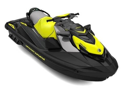 2021 Sea-Doo GTR 230 iBR + Sound System