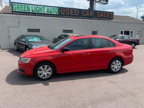 2012 Volkswagen Jetta for sale at Green Light Auto in Sioux Falls SD