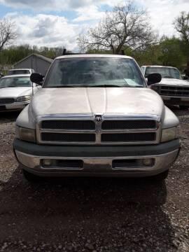 1998 Dodge Ram Pickup 1500 for sale at Bailey & Sons Motor Co in Lyndon KS
