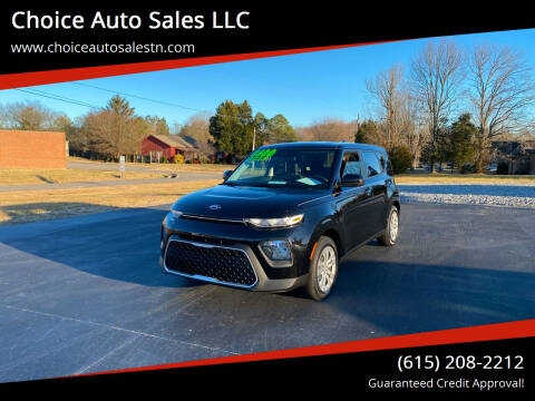 2020 Kia Soul for sale at Choice Auto Sales LLC - Cash Inventory in White House TN
