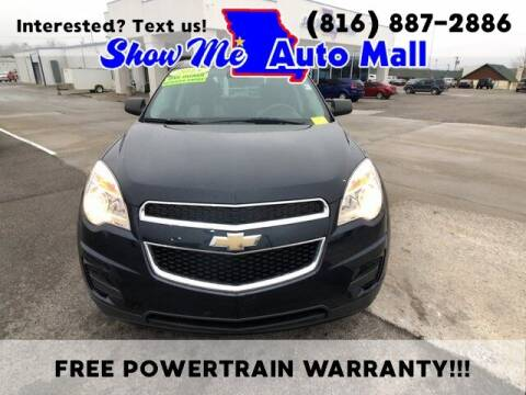 2015 Chevrolet Equinox for sale at Show Me Auto Mall in Harrisonville MO