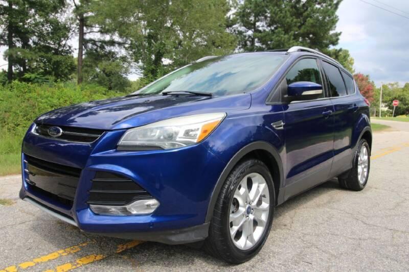 2014 Ford Escape for sale at Oak City Motors in Garner NC