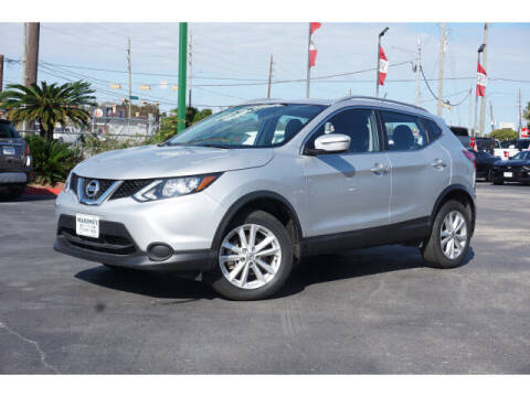 2017 Nissan Rogue Sport for sale at Maroney Auto Sales in Humble TX