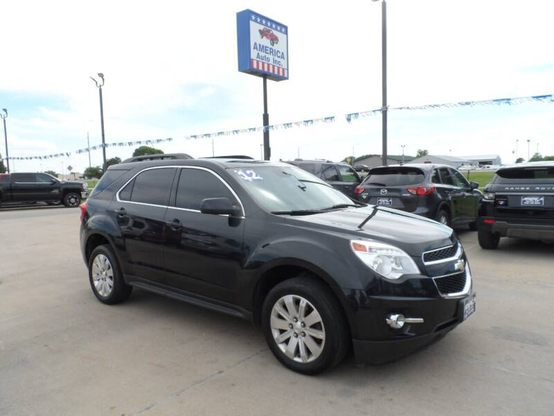 2012 Chevrolet Equinox for sale in South Sioux City, NE
