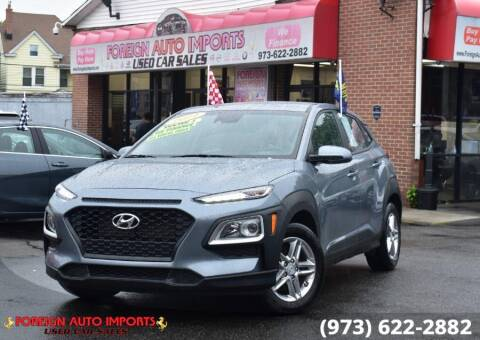 2021 Hyundai Kona for sale at www.onlycarsnj.net in Irvington NJ
