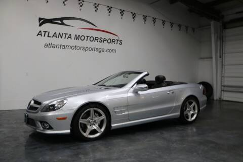 2011 Mercedes-Benz SL-Class for sale at Atlanta Motorsports in Roswell GA
