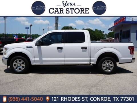 2015 Ford F-150 for sale at Your Car Store in Conroe TX