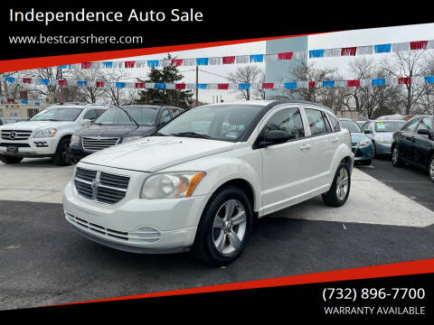 2010 Dodge Caliber for sale at Independence Auto Sale in Bordentown NJ