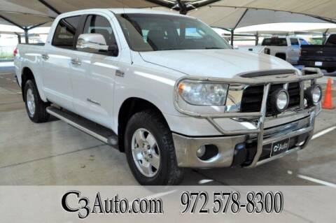 2008 Toyota Tundra for sale at C3Auto.com in Plano TX