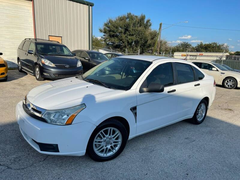 2008 Ford Focus for sale in Austin, TX